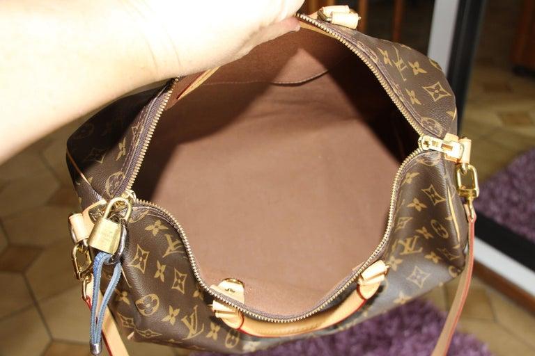 Louis Vuitton Speedy 35 Bag For Sale 7
