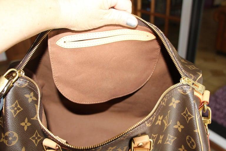 Louis Vuitton Speedy 35 Bag For Sale 8
