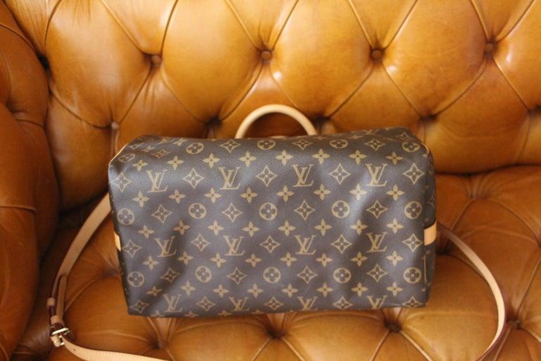 Louis Vuitton Speedy 35 Bag For Sale 3