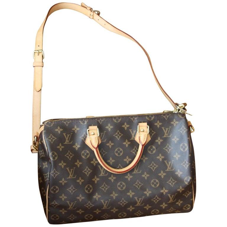 Louis Vuitton Speedy 35 Bag For Sale