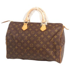 LOUIS VUITTON Speedy 35 Womens handbag M41524
