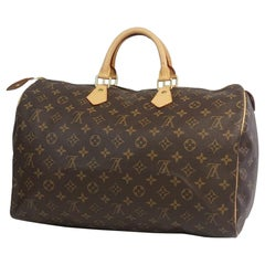LOUIS VUITTON Speedy 40 Womens Boston bag M41522