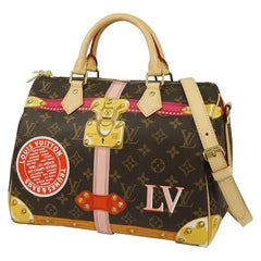 LOUIS VUITTON Speedy bandouliere 30 Womens handbag M41836