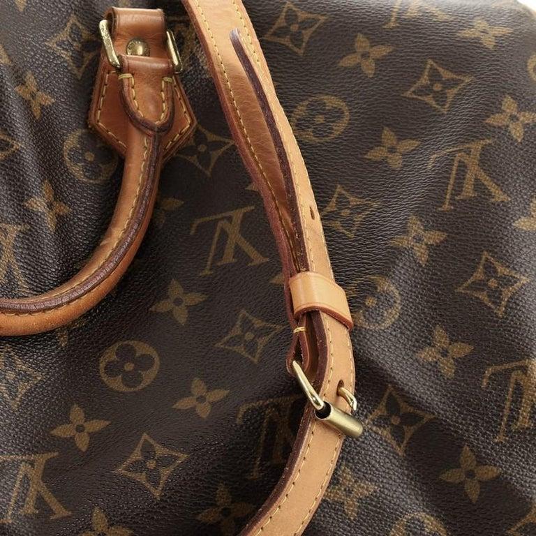 Louis Vuitton Speedy Bandouliere Bag Monogram Canvas 40 For Sale 6
