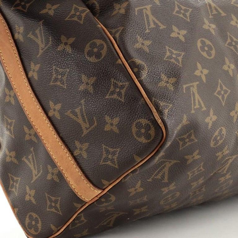 Louis Vuitton Speedy Bandouliere Bag Monogram Canvas 40 For Sale 2