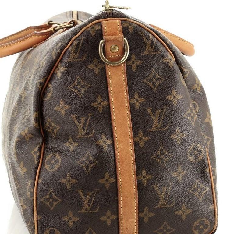 Louis Vuitton Speedy Bandouliere Bag Monogram Canvas 40 For Sale 3
