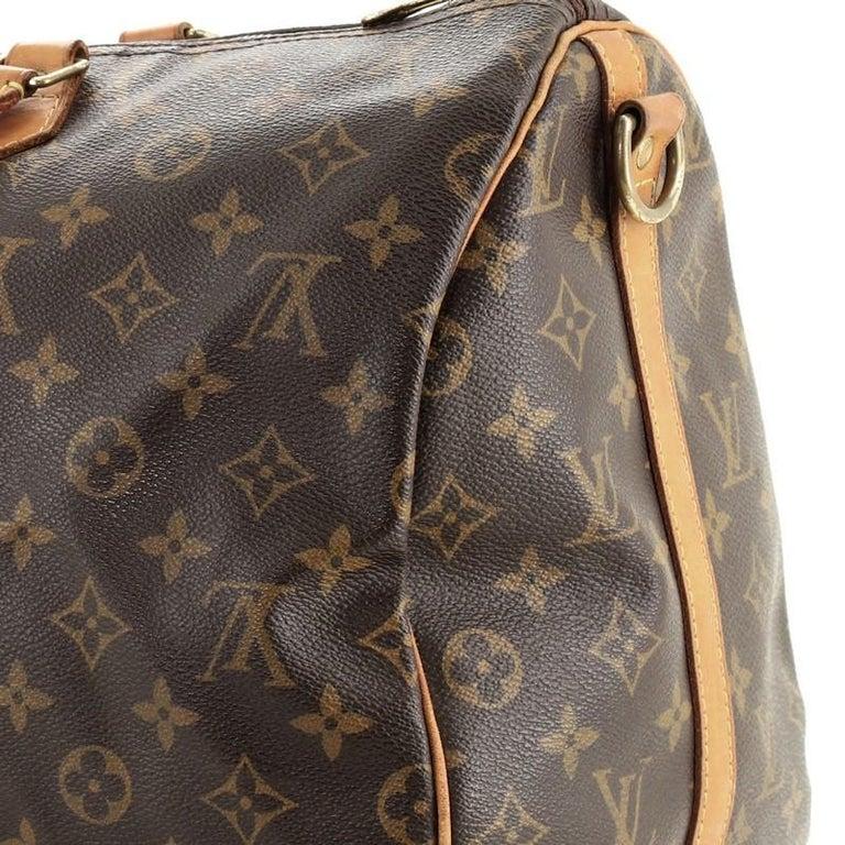 Louis Vuitton Speedy Bandouliere Bag Monogram Canvas 40 For Sale 4