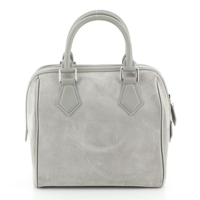 Louis Vuitton Speedy Cube Bag Illusion PM In Good Condition For Sale In New York, NY