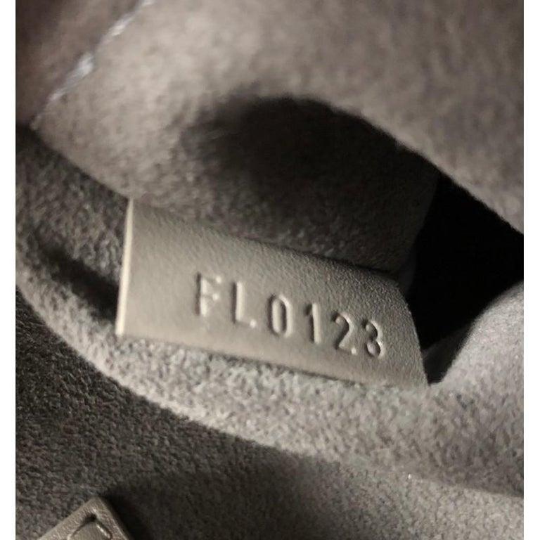 Louis Vuitton Speedy Cube Bag Illusion PM For Sale 3