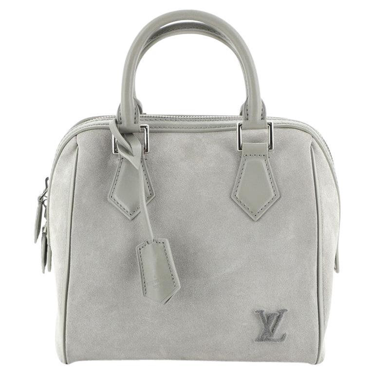 Louis Vuitton Speedy Cube Bag Illusion PM For Sale