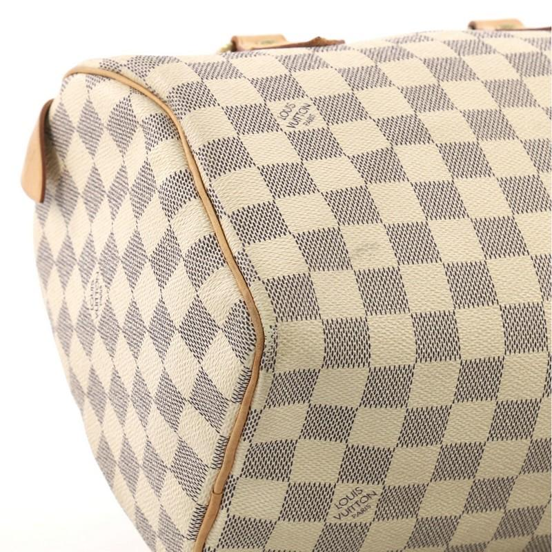 5c6657e76c Louis Vuitton Speedy Handbag Damier 25 at 1stdibs