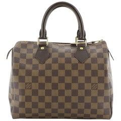 Louis Vuitton Speedy Handbag Damier 25