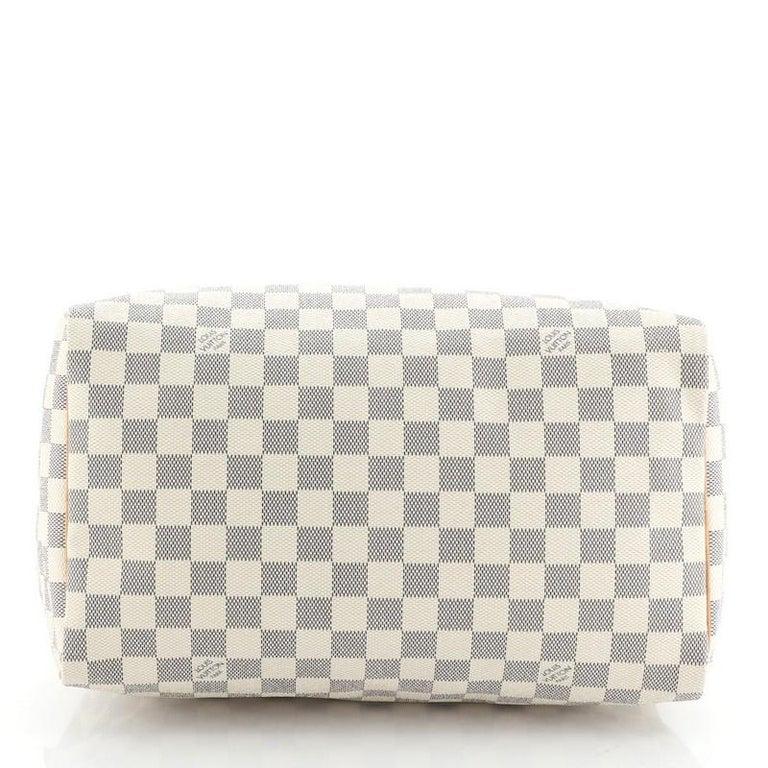 Louis Vuitton Speedy Handbag Damier 30 For Sale 1