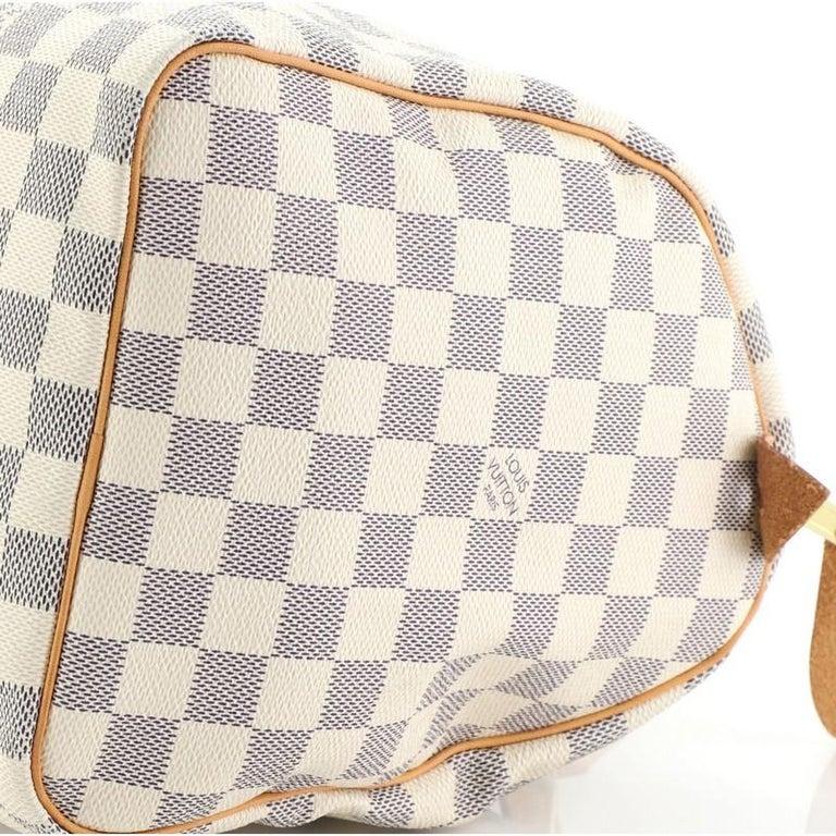 Louis Vuitton Speedy Handbag Damier 30 For Sale 3