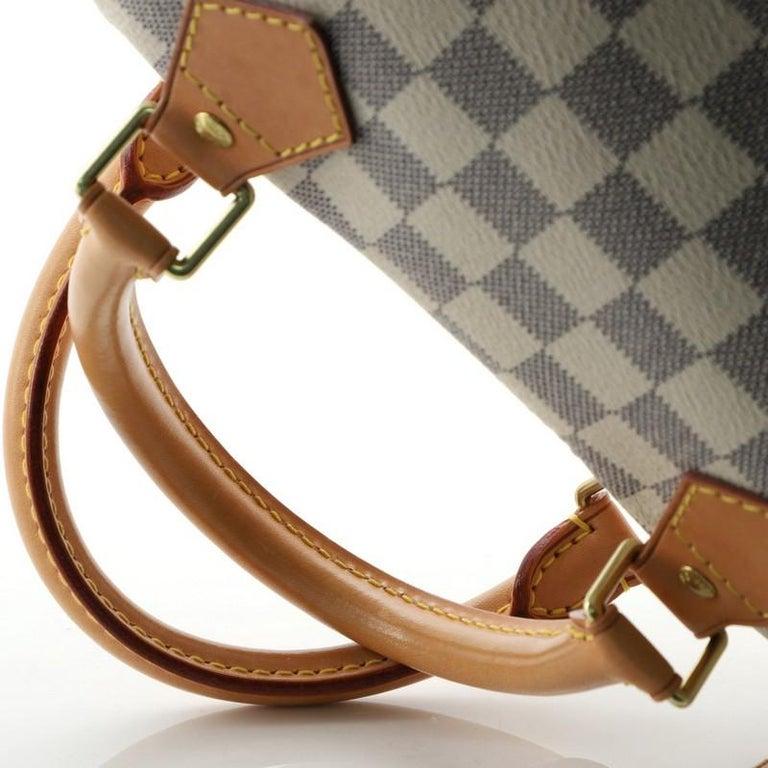Louis Vuitton Speedy Handbag Damier 30 For Sale 4