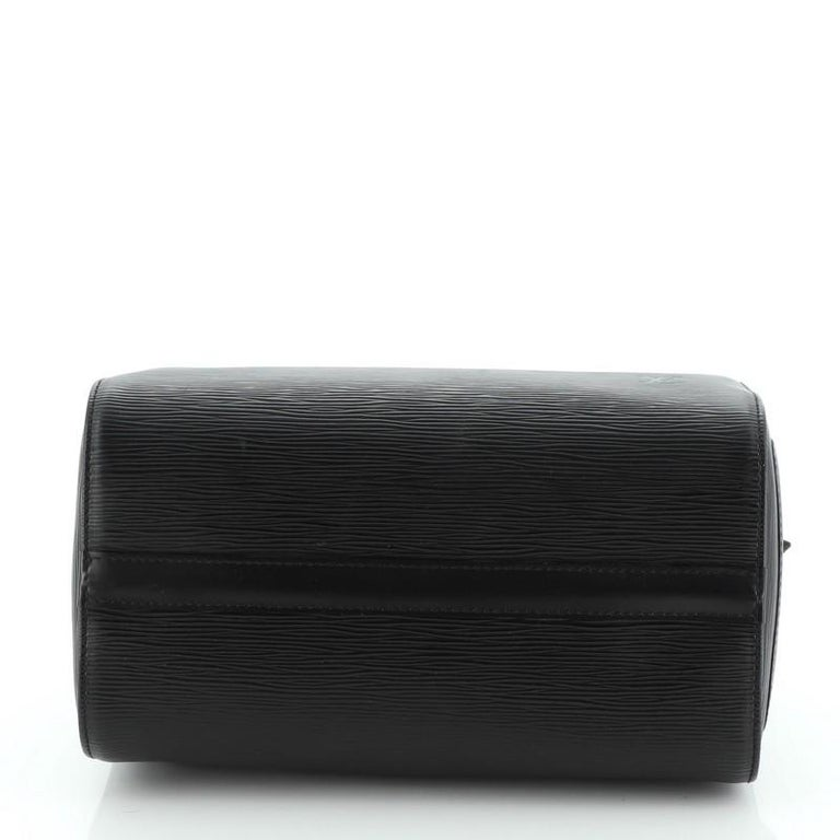 Women's or Men's Louis Vuitton Speedy Handbag Epi Leather 25
