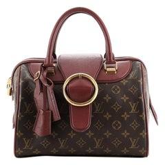Louis Vuitton Speedy Handbag Golden Arrow Monogram Canvas