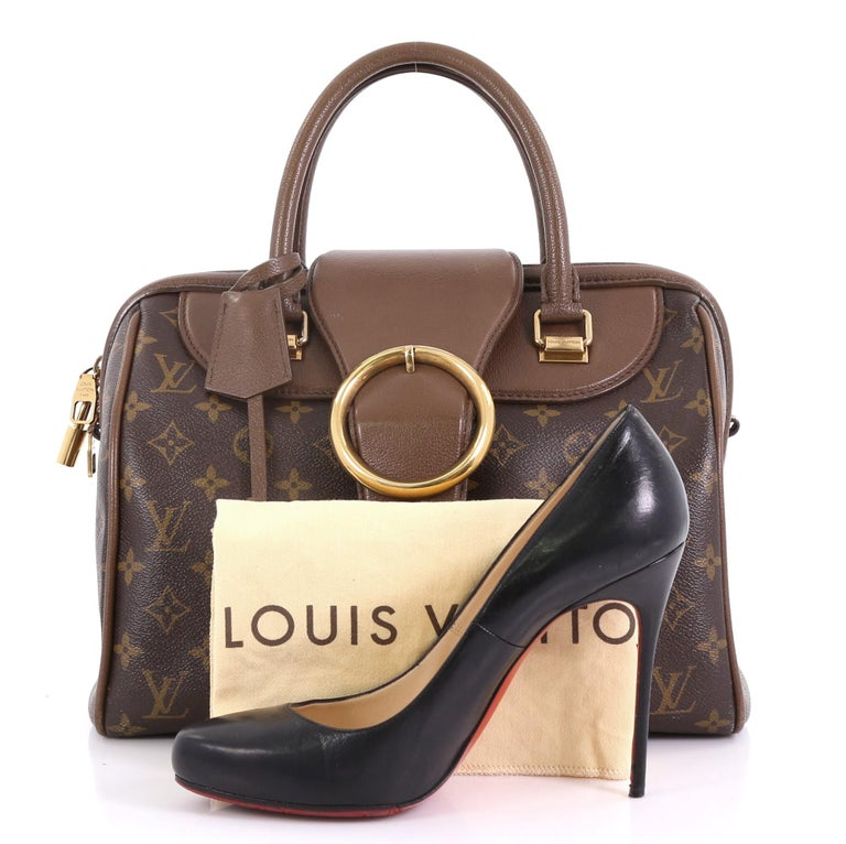 1fc717dc5329 Louis Vuitton Speedy Handbag Limited Edition Golden Arrow at 1stdibs