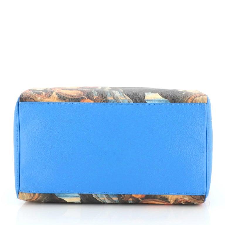 Women's or Men's Louis Vuitton Speedy Handbag Limited Edition Jeff Koons Rubens Print Canvas 30