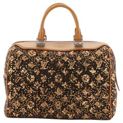 Louis Vuitton Speedy Handbag Limited Edition Sunshine Express 30