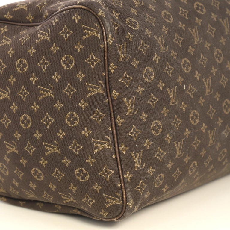ecf931f0c4b4 Louis Vuitton Speedy Handbag Mini Lin 30 For Sale at 1stdibs