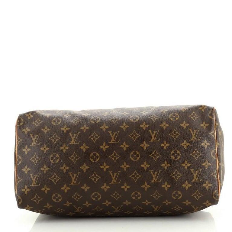 Louis Vuitton Speedy Handbag Monogram Canvas 40 For Sale 1