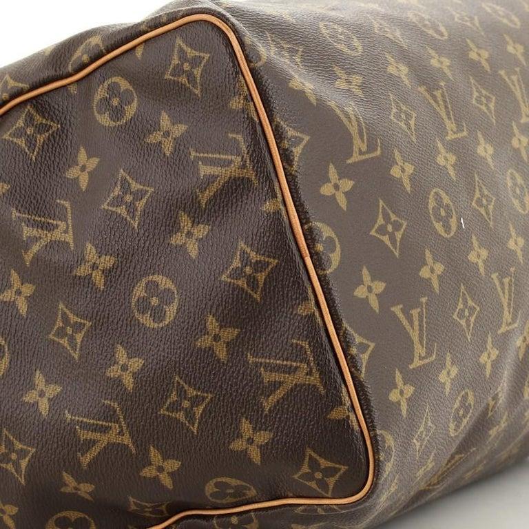 Louis Vuitton Speedy Handbag Monogram Canvas 40 For Sale 3