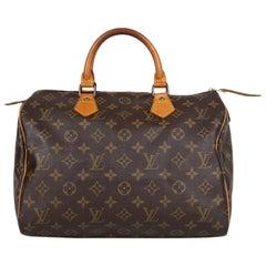 Louis Vuitton Speedy Monogram 30 Handbag