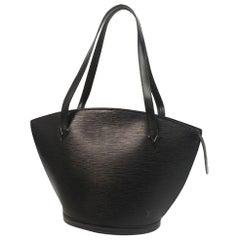 LOUIS VUITTON St. Jaques shopping Womens tote bag M50042 noir