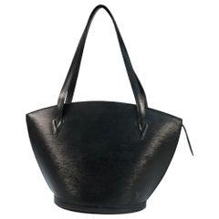 LOUIS VUITTON St. Jaques shopping Womens tote bag M52262 noir