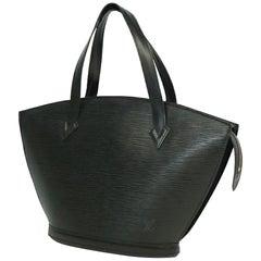 LOUIS VUITTON St. Jaques Womens tote bag M52272 noir