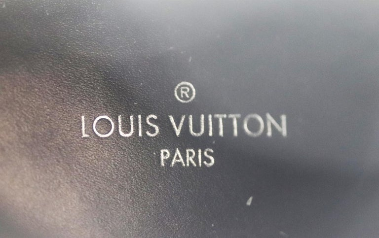 Louis Vuitton Star Trail Leather Ankle Boots For Sale 1