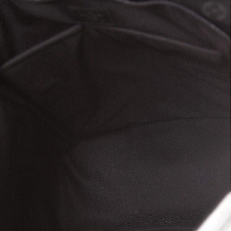 Louis Vuitton Steamer Backpack Monogram Eclipse Canvas For Sale 2