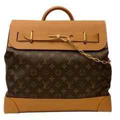 Louis Vuitton Steamer PM Monogram Bag