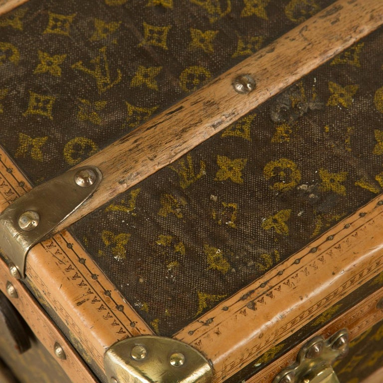 Louis Vuitton Steamer Trunk 2