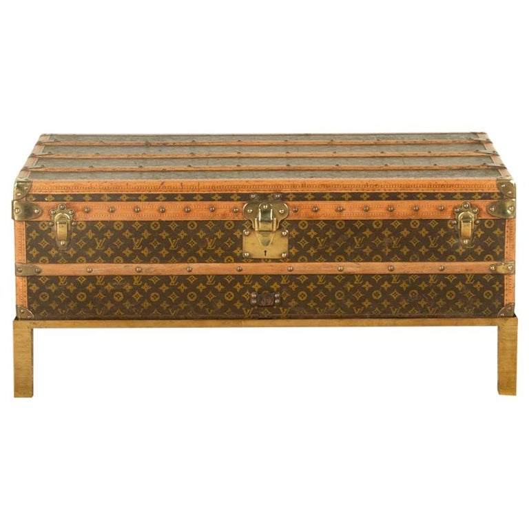 Louis Vuitton Steamer Trunk