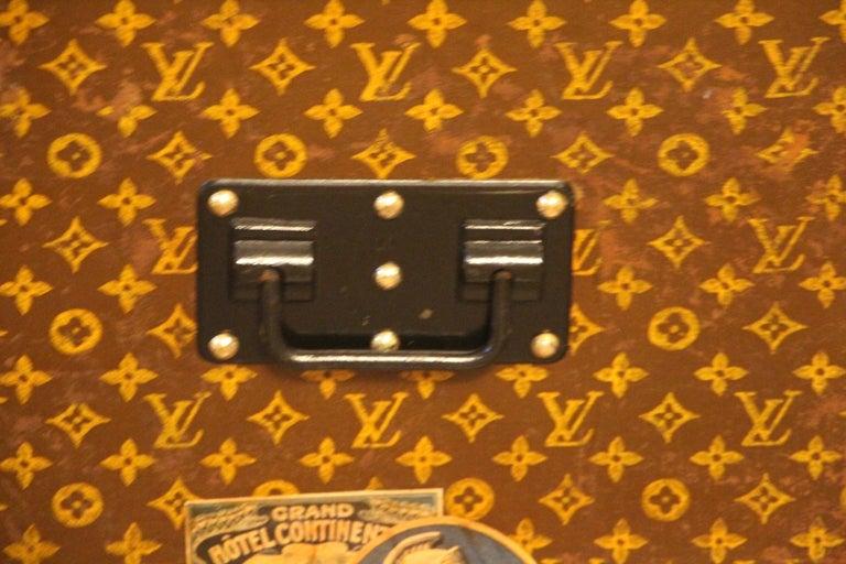 Louis Vuitton Steamer Trunk, Louis Vuitton Cube Trunk, Louis Vuitton Trunk For Sale 3