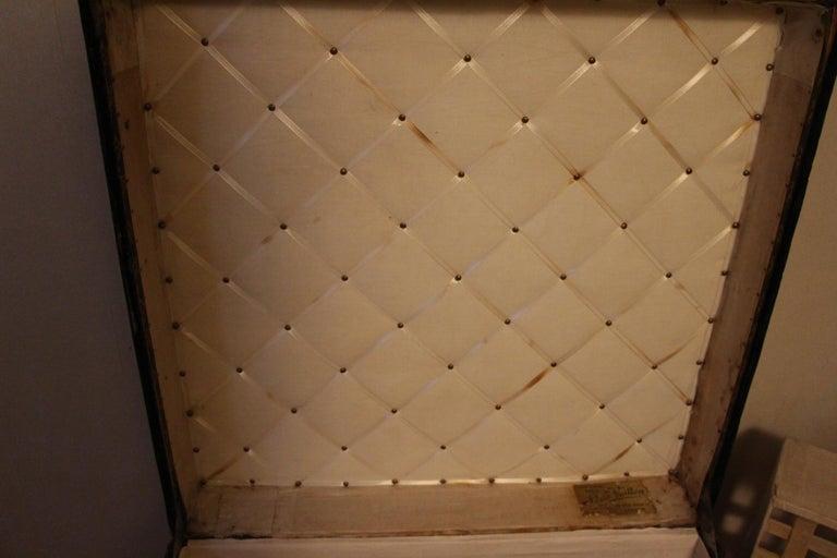 Louis Vuitton Steamer Trunk, Louis Vuitton Cube Trunk, Louis Vuitton Trunk For Sale 12