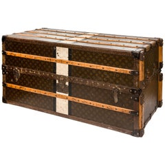 Louis Vuitton Steamship Trunk, circa 1930
