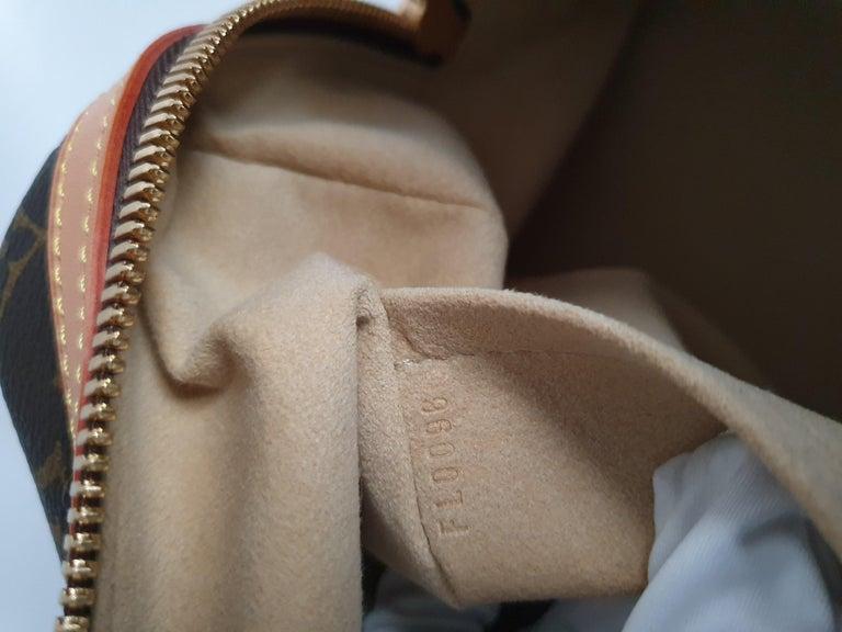 Louis Vuitton, Stephen Monogram in brown canvas For Sale 2