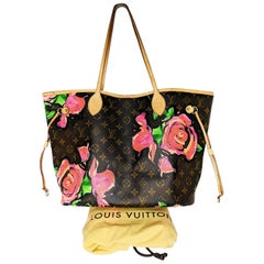 Louis Vuitton Stephen Sprouse Monogram Canvas Neverfull MM Tote