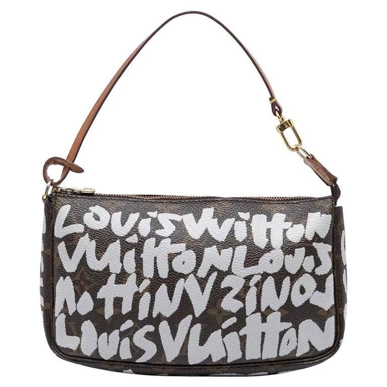 Louis Vuitton Stephen Sprouse Pochette Bag For Sale