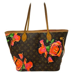Louis Vuitton Stephen Sprouse Roses Neverfull