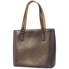 LOUIS VUITTON Stockton Womens tote bag M55112 noir