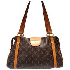 Louis Vuitton Stresa PM Brown Monogram Hand Bag