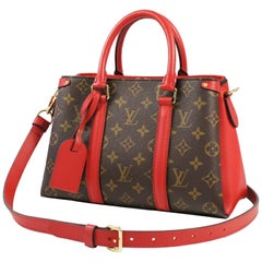 LOUIS VUITTON Suflo NV BB 2way shoulder Womens handbag M44815 cerise