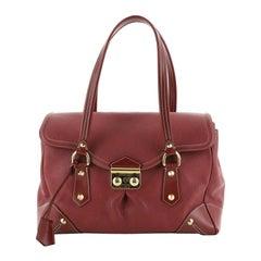 Louis Vuitton Suhali L'Absolu de Voyage Handbag Leather