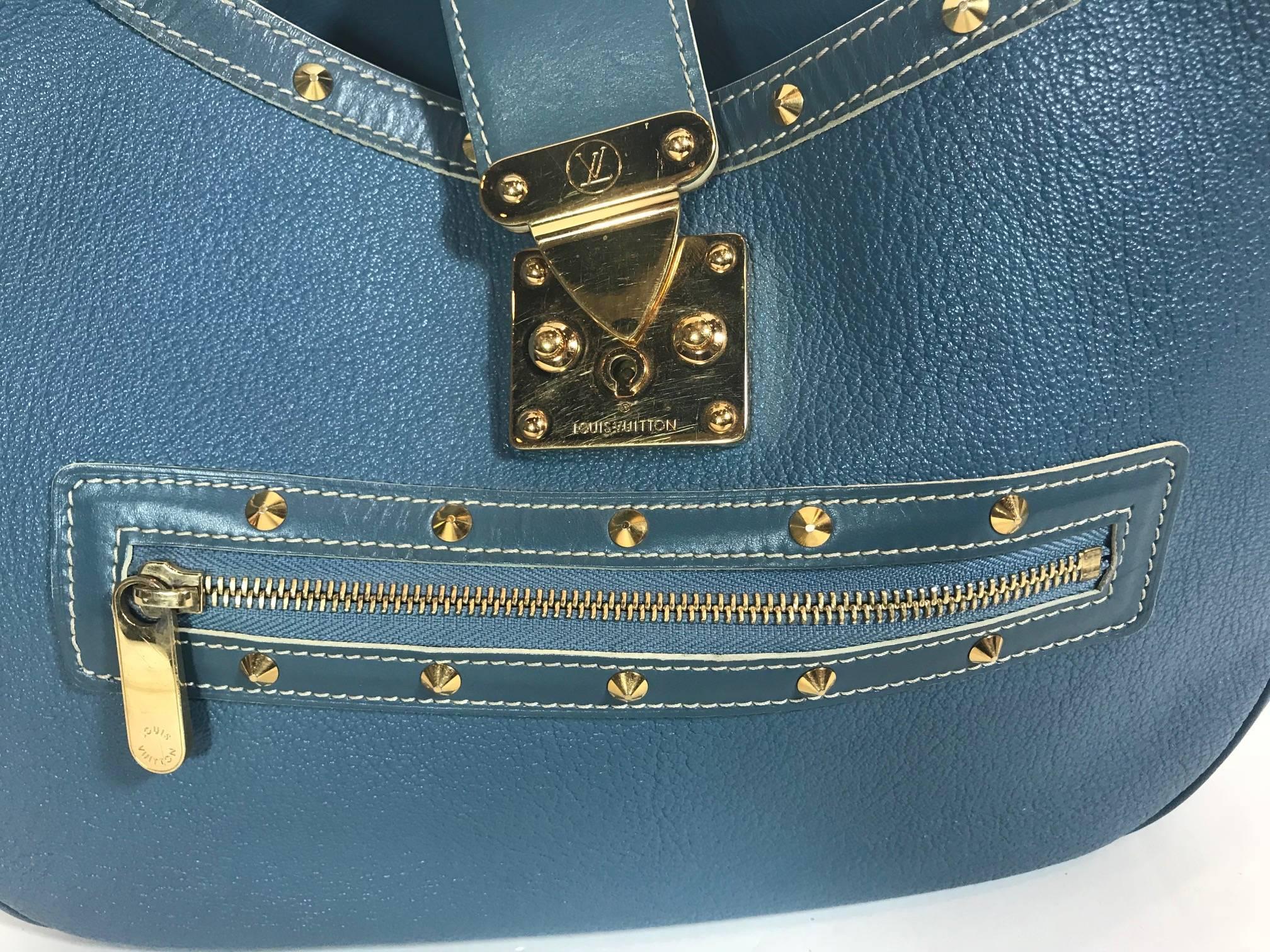 ef34c5613f7e Louis Vuitton Suhali L Affriolant Handbag For Sale at 1stdibs