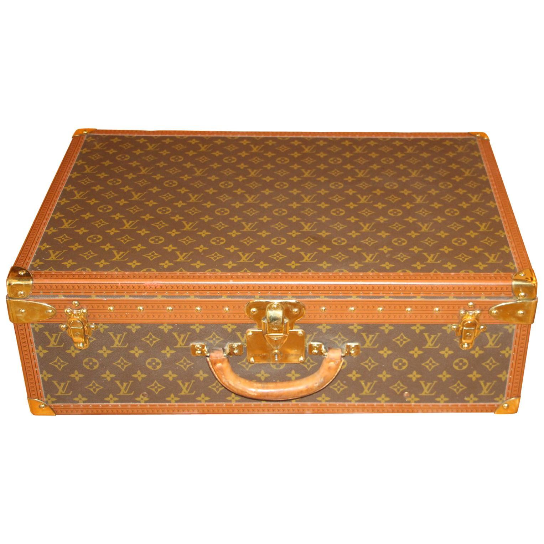Louis Vuitton Suitcase, Alzer 65 Louis Vuitton Suitcase,Large Vuitton Suitcase