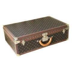 Louis Vuitton Suitcase, Alzer 70 Louis Vuitton Suitcase, Vuitton Rigid Suitcase